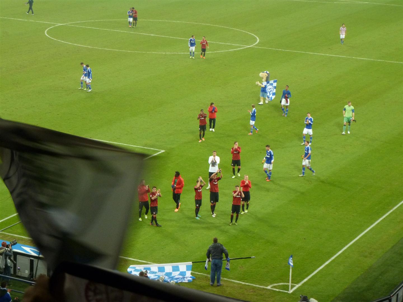 FC Schalke 04 - Eintracht Frankfurt